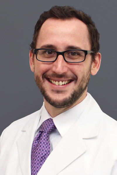 Dr. Jason Wilt of UNOVA Hip & Knee Center